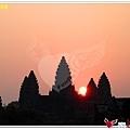 金色吳哥-小吳哥窟AngkorWat日出-08