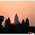 金色吳哥-小吳哥窟AngkorWat日出-09