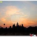 金色吳哥-小吳哥窟AngkorWat日出-15