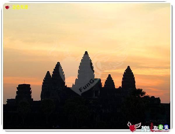 金色吳哥-小吳哥窟AngkorWat日出-21
