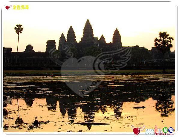金色吳哥-小吳哥窟AngkorWat日出-25