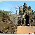 金色吳哥-大吳哥窟Angkor Thom-南大門-14