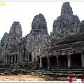 金色吳哥-大吳哥窟Angkor Thom-Bayon百因廟-04