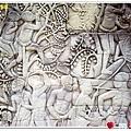金色吳哥-大吳哥窟Angkor Thom-Bayon百因廟-10