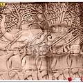 金色吳哥-大吳哥窟Angkor Thom-Bayon百因廟-09