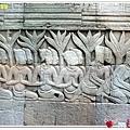 金色吳哥-大吳哥窟Angkor Thom-Bayon百因廟-12