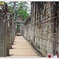 金色吳哥-大吳哥窟Angkor Thom-Bayon百因廟-16
