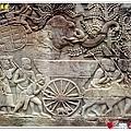 金色吳哥-大吳哥窟Angkor Thom-Bayon百因廟-18