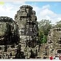 金色吳哥-大吳哥窟Angkor Thom-Bayon百因廟-22