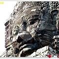 金色吳哥-大吳哥窟Angkor Thom-Bayon百因廟-27