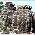 金色吳哥-大吳哥窟Angkor Thom-Bayon百因廟-30