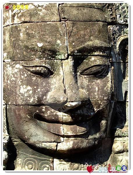 金色吳哥-大吳哥窟Angkor Thom-Bayon百因廟-32