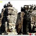 金色吳哥-大吳哥窟Angkor Thom-Bayon百因廟-36