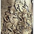 金色吳哥-大吳哥窟Angkor Thom-Bayon百因廟-40