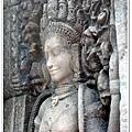 金色吳哥-大吳哥窟Angkor Thom-Bayon百因廟-42