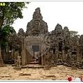 金色吳哥-大吳哥窟Angkor Thom-Bayon百因廟-47