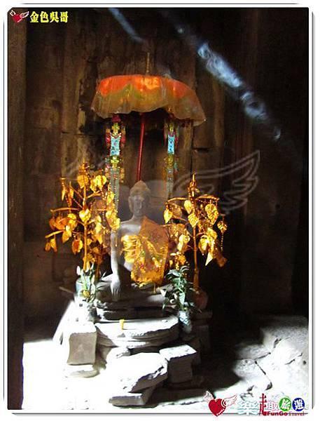 金色吳哥-大吳哥窟Angkor Thom-Bayon百因廟-51
