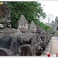 金色吳哥-大吳哥窟Angkor Thom-南大門-04