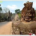 金色吳哥-大吳哥窟Angkor Thom-南大門-03