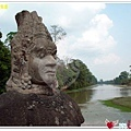 金色吳哥-大吳哥窟Angkor Thom-南大門-08