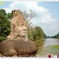 金色吳哥-大吳哥窟Angkor Thom-南大門-07
