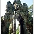 金色吳哥-大吳哥窟Angkor Thom-南大門-11