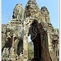 金色吳哥-大吳哥窟Angkor Thom-南大門-15