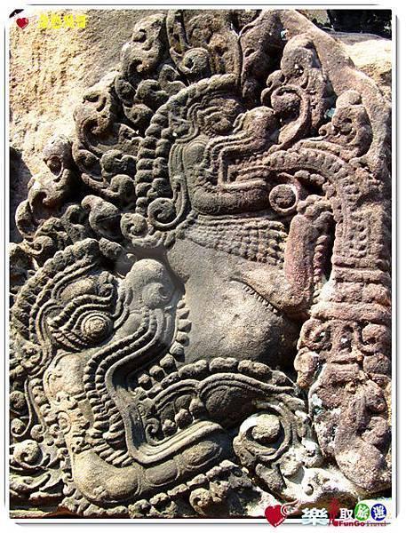 金色吳哥-女皇宮BanteaySrei-35