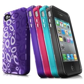 iSkin solo FX iPhone 4 / iPhone 4S 時尚保護套
