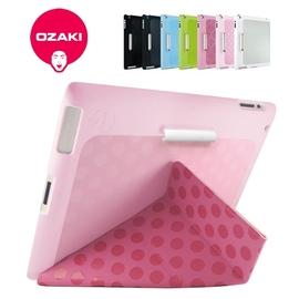 OZAKI iCoat Slim-Y+ iPad 2 / iPad 3 雙向多角度Y型智能皮套