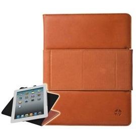 TREXTA Rotating Folio new iPad / iPad2 土耳其精品級旋轉真皮皮套/保護套(共四色)