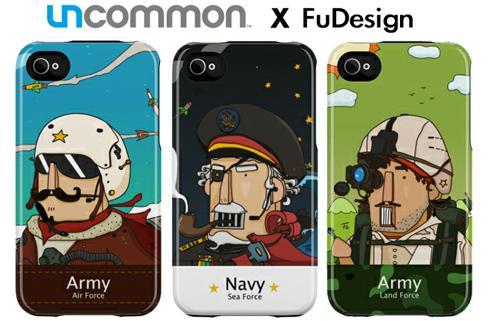 Uncommon 台灣設計師系列 iPhone 4 / iPhone 4S 台灣設計師系列