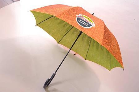 奇異果造型雨傘