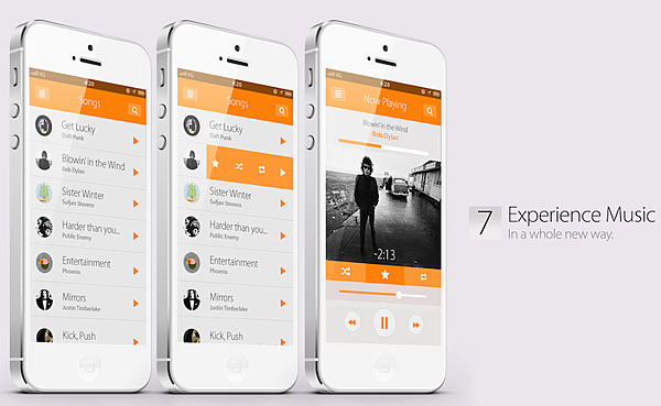 iOS-7-concept-Simply-Zesty-Music