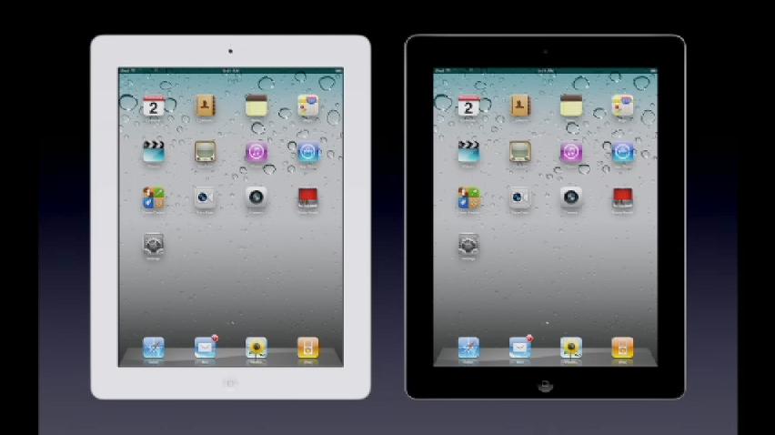 2011年11月1日凌晨_【iPad 2重點懶人包】3月11日上市~前後攝影視訊鏡頭 + 白色款終於 ...