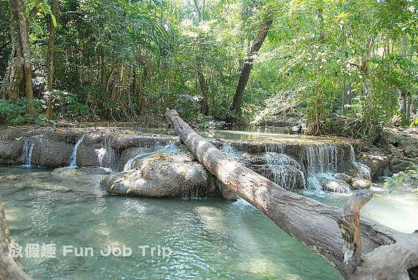 002(S)Erawan Waterfall .JPG