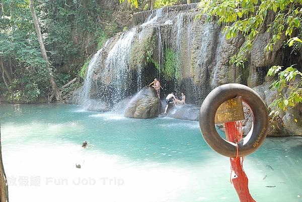 005(S)Erawan Waterfall .JPG