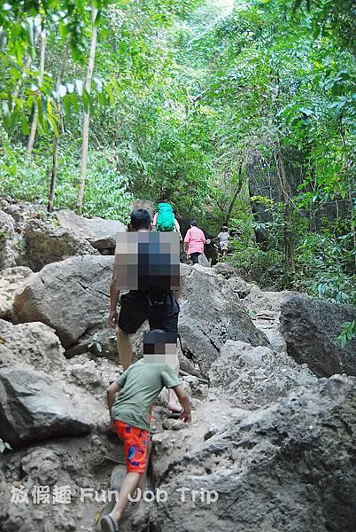 012(S)Erawan Waterfall .JPG