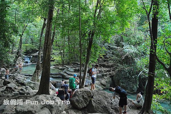 013(S)Erawan Waterfall .JPG