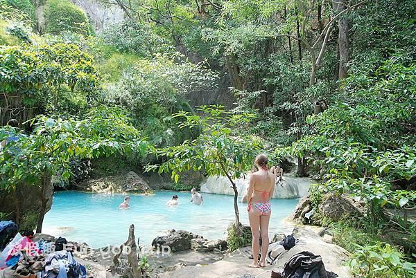 018(S)Erawan Waterfall .JPG