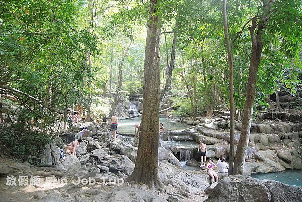 024(S)Erawan Waterfall .JPG