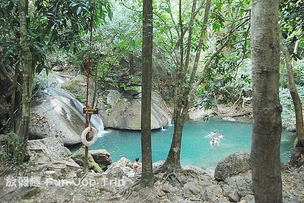 025(S)Erawan Waterfall .JPG