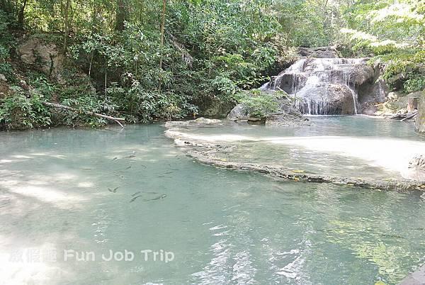 051(B)Erawan Waterfall .JPG