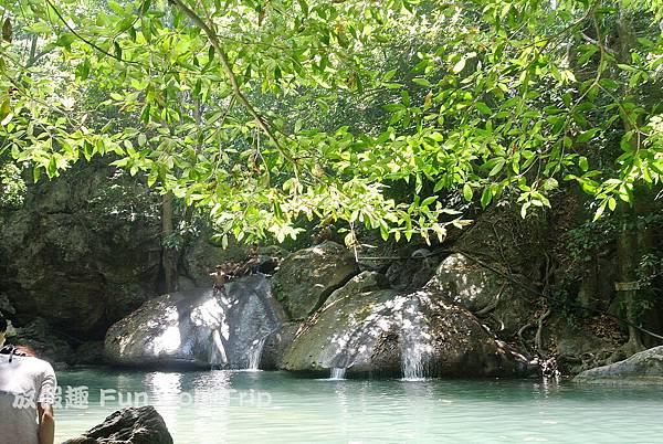 057(B)Erawan Waterfall .JPG