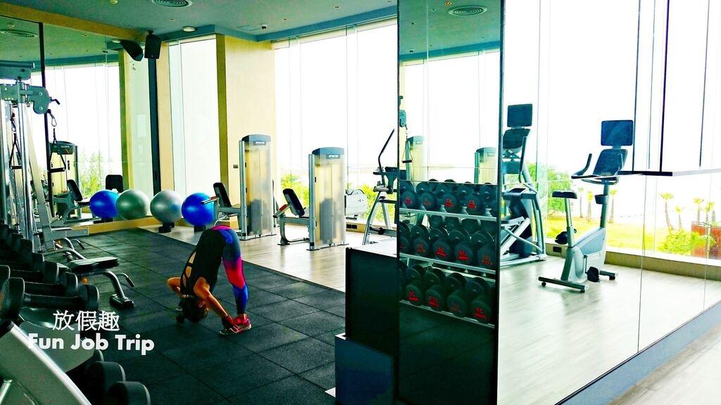 018(設施早餐)Movenpick Siam Hotel Pattaya.JPG