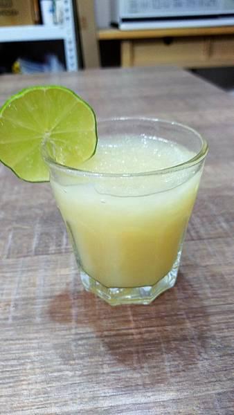 蜂蜜檸檬冰沙