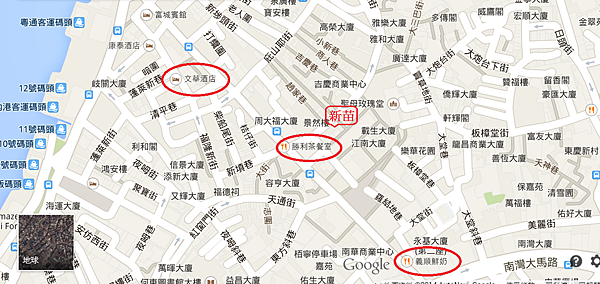 文華MAP