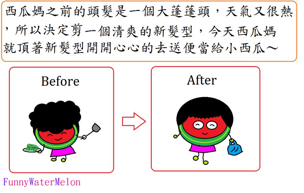 盧廣仲髮型的西瓜媽-1