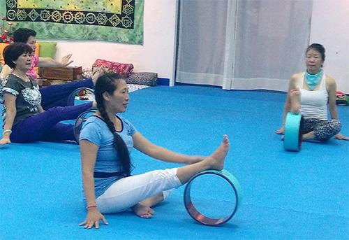 瑜珈輪(Yoga Wheel)