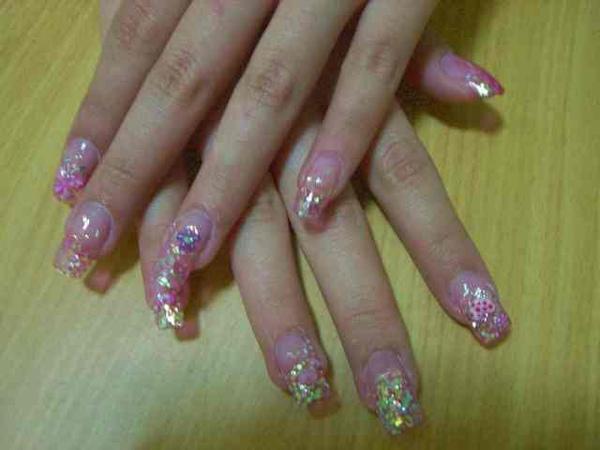 粉紅色甜美風
